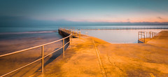 Wide Angle (Martin Snicer Photography) Tags: pool ocean collaroy sydney australia wideangle 1018 photographer longexposure f22