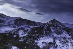 Winter in the mountains (ilian_bozhanov) Tags: bulgaria seven lake rila mountaine winter sky beautiful outdor
