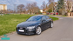 Audi_S6_02 (holloszsolt) Tags: audi s6 biturbo outdoor vehicle sport car autokeramia