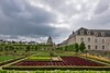 The Gardens of Villandry (Lena and Igor) Tags: travel europe france gardens villandry chateau scenic beautiful flowers architecture heritage clouds dslr nikon d5300 tokina 1116 tourism
