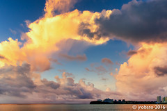 Cloudscape Over Oka, Tamuning (orgazmo) Tags: pentax k3 sigma 1750mmf28hsm guam landscapes clouds cloudformations cloudscapes sky skyscapes rainclouds landscape oka aganabay