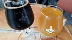 Local brews (kzoop) Tags: travel vacation iceland europe samsung akureyri beer borg craftbeer