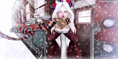 CHRISTMAS TRIP (Annyzinh Oliveira) Tags: winter trend 2016 moonamorecureless ersch the chapter four chicchica astralia ~reel poses group gift