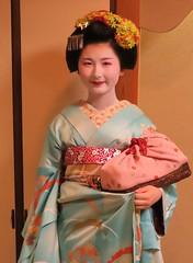 Maiko20161119_06_15 (kyoto flower) Tags: kodaiji temple fukuno kyoto maiko 20161119      noblesseoblige