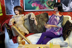 Sleep Over Night 9 (ShellyS) Tags: dolls numina sung dollcis kingdomdoll orbit savile
