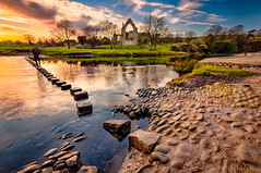 Golden hour by the River Wharfe (Mariusz Talarek) Tags: boltonabbey england mtphotography northyorkshire riverwharfe uk wharfedale yorkshire addicted2walking architecture countryside dusk evening goldenhour landscape landscapephoto landscapephotographer landscapephotography monastery nature naturelover naturephoto naturephotographer naturephotography outdoor outdoorphoto outdoorphotographer outdoorphotography outdoors reflection ruins sky sun sunset walking water unitedkingdom