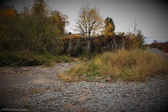 """""""H"""" Airport (Laura Gonzalez/ PBNPhotography) Tags: abandoned urbanexploration alone deserted discarded dissipated empty dilapidated derelict uninhabiteddecay defunct former airport graffiti peeling boardedup captured mud rocks dirt filthy outdoor wilderness trees forest overgrowth morriscounty flooded demolished nolonger"""
