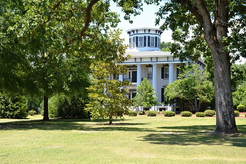Alabama, Tuskegee, Tuskegee University, Grey Columns