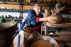 Quinchamalí, octubre 2016 (pslachevsky) Tags: artesanía chile chili lanzamiento quinchamalí artesanos gredanegra sur