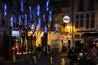 Montpellier, illuminations 2015