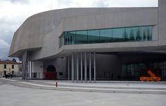 Zaha Hadid, MAXXI National Museum of XXI Century Arts – Smarthistory