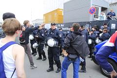 Blockupy Hamburg 170514-121 (photo.graf™) Tags: europa hamburg spd hafencity lampedusa widerstand barrikaden wasserwerfer krawalle linke demontration 170514 polzeieinsatz blockupy