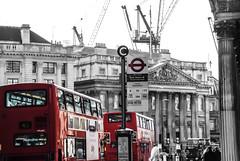 Buses redux (Mark Cornelius) Tags: buses bankofengland