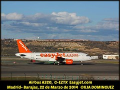 idna022 (ribot85) Tags: madrid airbus mad aeropuerto avion easyjet a320 aviones barajas lemd gectx
