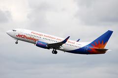 Boeing 737-3U3 Jet2 Holidays G-GDFO (NTG's pictures) Tags: holidays boeing jet2 7373u3 ggdfo