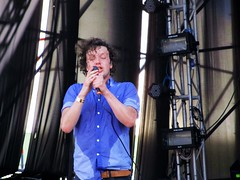Friendly Fires (Foto y Maquillaje) Tags: lollapalooza friendlyfires