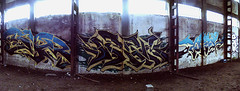 Serial x Cream x Werdil (MR. BURNHUMANZ) Tags: old black tattoo underground gold graffiti 3d huelva cream dirty sexo crew alcohol ruinas gratis graff gatitos tetas drogas wildstyle putas mugre abandonated abdt