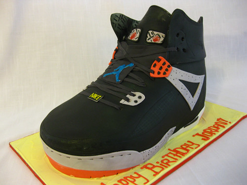 Air Jordan Shoe med