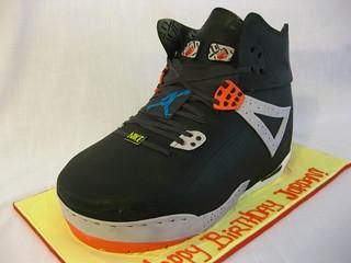 Air Jordan Shoe med