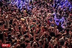 Disclosure, Dance Arena @ EXIT Festival 2014 (Exit Festival) Tags: festival fun audience crowd fortress novisad 2014 exitfestival exit2014