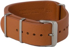 20mm Tan Italian Leather G10 Water Resistant Watch Band Strap Hadley Roma MS4100 Review (sarahalava) Tags: roma water leather italian watch review band strap hadley 20mm resistant ms4100