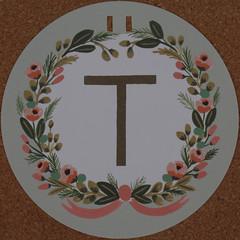 Garland Letter T (Leo Reynolds) Tags: t garland letter squaredcircle oneletter ttt letterset grouponeletter xsquarex xleol30x sqset107 xxx2014xxx