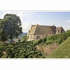 Chateau de Marqueyssac (horstmall) Tags: park house france garden frankreich topiary jardin dordogne mansion chateau schloss parc garten sarlat languedoc sdfrankreich fantasie aquitaine marqueyssac klassizismus topiaire schlsschen aquitanien horstmall pflanzenschnitt