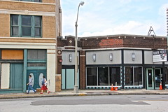 What used to be The Heartbreak Hotel, downtown Memphis. (Sylvie Poitevin (Orange Vintage Photography)) Tags: downtown memphis historical heartbreakhotel southmaindistrict
