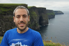 Cliffs of Moher, Ireland, July 2014