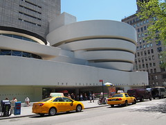 The Guggenheim Museum!