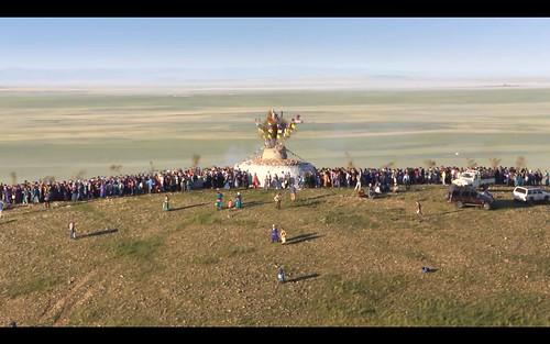 Inner Mongolia: Bayan Oboo Festival