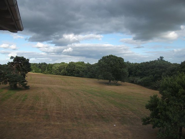 13/07/2014 - This is the location of the new lodge development.