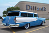 '58 Edsel Wagon (buickstyle232) Tags: ford edsel 1958 stationwagon salinakansas dillards centralmall 58edselwagon carshowoakdalepark2014