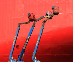 vessel's painting tools v2 (spicros78) Tags: red sea canon boats greece repair vessels perama 17404l canon50d