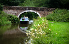 Week 29 ~ Tilt Shift. (Yvette-) Tags: withnellfold leedstoliverpoolcanal nikond5100