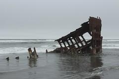 Shipwreck (Chicago John) Tags: beach oregon peter shipwreck iredale