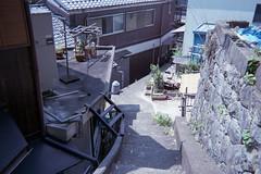 沖島 (GenJapan1986) Tags: film japan island 日本 shiga 2014 離島 滋賀県 写ルンです フィルム 近江八幡市 沖島