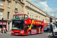 Bath Bus 701 - BL14 LSY (Solenteer) Tags: volvo bath ratp 701 unvi citysightseeing b9tl bathbusco bl14lsy urbis25