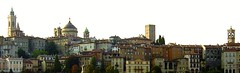 Bergamo Citti Alta Panorama (zorro1945) Tags: italy panorama italia bergamo