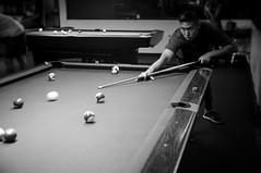 Me. (klweng) Tags: pool 35mm lens hall focus open sony wide 17 billiards manual fujian legacy milpitas adapted lenses nex edgies nex5 nex5r