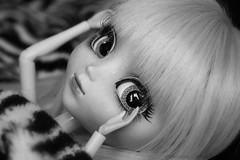 First naked shoot.. (Joeexxsix) Tags: cute girl naked doll dolls pullip
