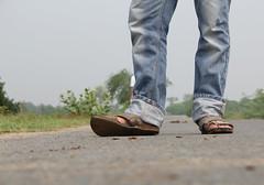village trip (talhasaeed89) Tags: mud walk tired orangefields chak sargodha roamingaround 72chak