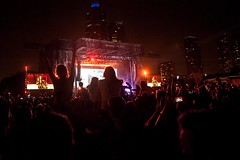 Lollapalooza 2014: Eminem & Rihanna