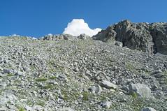 Van Rifugio Denza naar Vedretta Presanella (Inklaar) Tags: val di fujifilm sole trentino itali adamello nkbv x100 bsk bergsportkamp trentinozuidtirol fraviano inklaar:see=all