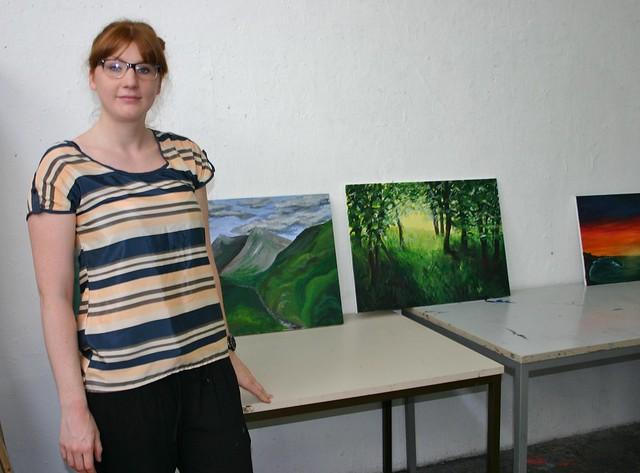 Sandroß, Anna-Lena
