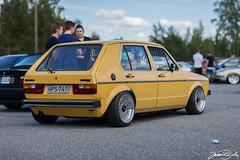 vw golf mk1 (Jussi Rajala) Tags: classic vw finland golf volkswagen nps low wheels bbs stance mk1 jmi nopokemonshit