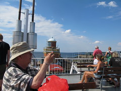IMG_9830 (brandsvig) Tags: sea summer ferry port skåne sweden harbour july tourist sound passenger sverige hav sommar helsingborg g11 sund 2014 öresund färja turist hamn brandsvig canong11