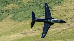 Hawk (NickNeuenhaus) Tags: colour wales speed plane nikon hawk aviation military flight fast shutter 28 tornado usaf hercules raf cad 70200mm f15 300mmf4 d7000