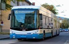 Testbus, Linz