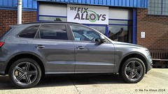 "Audi alloy wheels refurbished by We Fix Alloys • <a style=""font-size:0.8em;"" href=""http://www.flickr.com/photos/75836697@N06/14895853723/"" target=""_blank"">View on Flickr</a>"